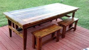 large outdoor dining table reclaimed wood patio furniture metal patio furniture plans dining