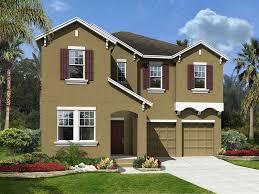 Ryland Homes Orlando Floor Plan by Waverly Floor Plan In Orchard Hills Manor Calatlantic Homes