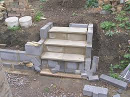 Building Outdoor Fireplace With Cinder Blocks by Fireplace Top How To Build An Outdoor Fireplace With Cinder