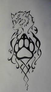 wolf paw by exclamitorycyclops on deviantart