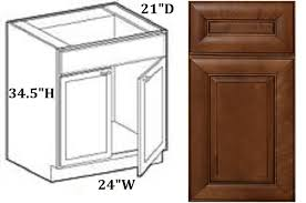 Bathroom Vanity Base Cabinets Bathroom Vanity Base Cabinet 24 Coffee Glazed All Solid Wood Ready