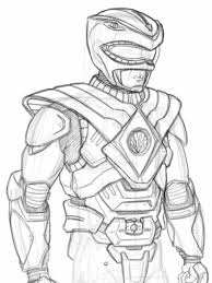 power rangers coloring pages printable free coloring pages