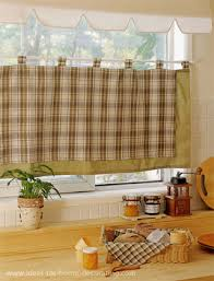 Kitchen Cafe Curtains Ideas Cottage Curtains Window Treatments Cafe Curtain In The Window