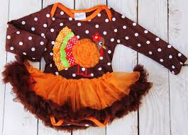 thanksgiving tutu adorable turkey tutu onesie