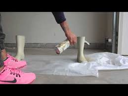 Spray Paint Your Shoes - diy boot color change with spray paint youtube