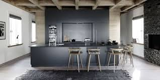 interior design of kitchen room 31 black room design ideas decorating with black