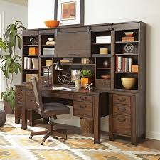 pine hill rustic pine secretary desk with hutch free shipping