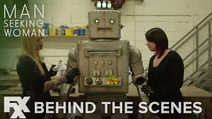 Seeking Robot Date Seeking The Inside Story Monsters And More