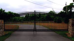 custom iron security gates ma ri ornamental wrought iron entry