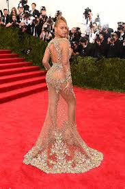 dress pictures beyoncé s met gala 2015 dress is barely there huffpost