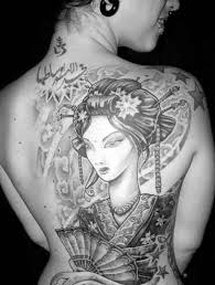 back tattoo art and designs page 6