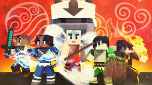 minecraft mods avatar airbender mod showcase legend