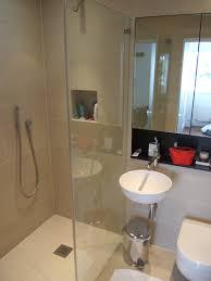 minimalist bathroom design ideas minimalist bathroom design with translucent glass partition