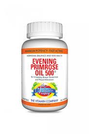 Evening Primrose Oil For Hair Loss Evening Primrose Oil The Vitamin Company Online