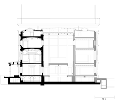 neues museum drawings by david chipperfield on display in lisbon