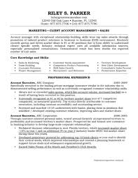 Resume Samples For Managers Resume Example 74 Account Executive Resume Sample Regional