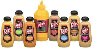koops mustard mustard all around what is your favorite type or do you make your