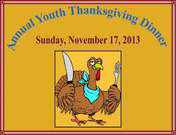 beulah baptist church photos annual youth thanksgiving dinner