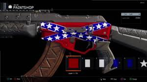 Rebel Flags Images Bo3 Paintshop Rebel Flag How To Youtube