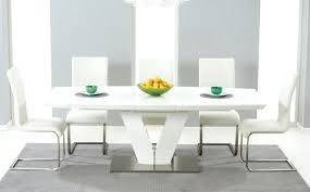 white dining room table extendable grey gloss kitchen table extendable dining table in taupe and grey