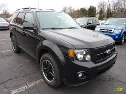 Ford Escape Sport - 2011 tuxedo black metallic ford escape xlt sport v6 4wd 46244013