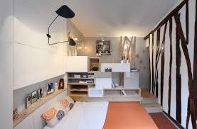 Mini Apartment by 129 Sq Ft Micro Apartment In Paris Happy Tiny