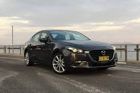 mazda sedan cars mazda 3 sp25 2017 review snapshot carsguide