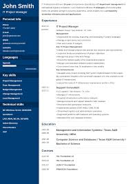 Free Resume Software Download 20 Resume Templates Download Create Your Resume In 5 Minutes