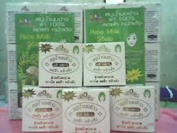 Sabun Thailand jual sabun beras thailand k brothers original ayu salon