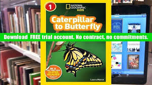 free download national geographic readers caterpillar to