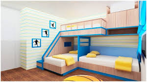 best bunk beds for small rooms 40 best triple bunk beds for small rooms youtube