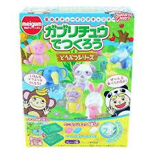 where to buy japanese candy kits buy online meigum tsukuru gaburi chew diy candy kit 24 7