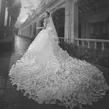 robe de mariã e traine les différents types de traîne d une robe de mariée