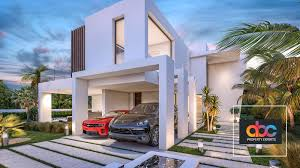 modern villa modern villa for sale in urbanization bel air estepona abc