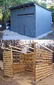 How To Build A Shed Out Of Scrap Wood by Woodworking Projects At Allcrafts Net
