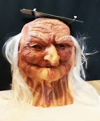 old man adult male oldie old man geezer wrinkled costume mask ebay
