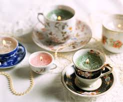 tea cup candles teacup candles 7 diy s day gifts diy