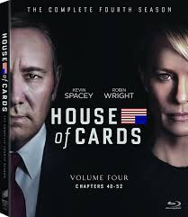 amazon com house of cards season 4 blu ray ultraviolet