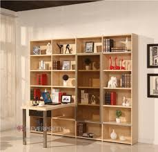 Cube Bookcase White Wood Cube Bookcase Shelf Children Study Table With Bookcase