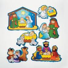Christmas Cutout Decorations Christmas Cutouts With Glitter 12 Make Christmas Season Holiday