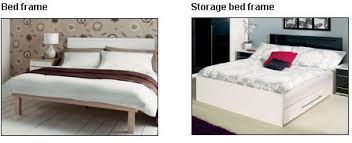 Bed Frame No Headboard Create Your Own Bed To Match Buying Guide At Argos Co Uk Your