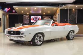 1969 camaro restomod for sale restomods for sale restomods com