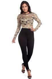 black and gold jumpsuit sale gold metallic lace jumpsuit