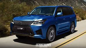 lexus usa export 2017 lexus lx 570 redesign and release date http