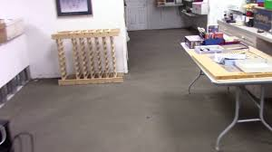 basement floor leveling continued youtube
