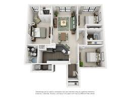 Classic Colonial Floor Plans by 1 2 3 Or 4 Bedroom Townhomes The Meadows At North Richland Hills