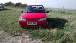 car one peugeot why you absolutely must buy this peugeot 205 rallye