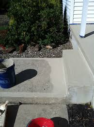 pine tree home resurfacing concrete product called restore