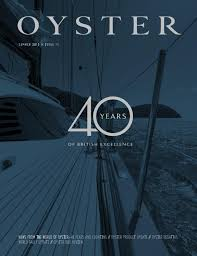 Bvi Flag Oyster Summer 2008 Issue65 By Oyster Yachts Issuu
