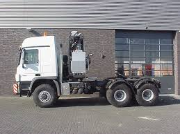 mercedes prime mover mercedes 4061 slt titan heavy duty prime mover tractor units